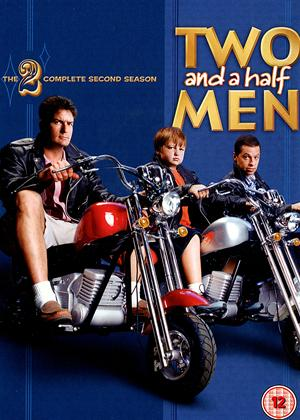 Rent Two and a Half Men: Series 2 Online DVD Rental