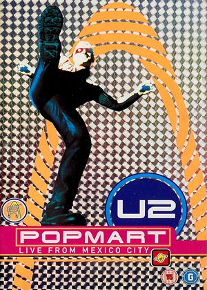 Rent U2: Popmart Live from Mexico City Online DVD Rental