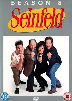Seinfeld: Series 8 Online DVD Rental