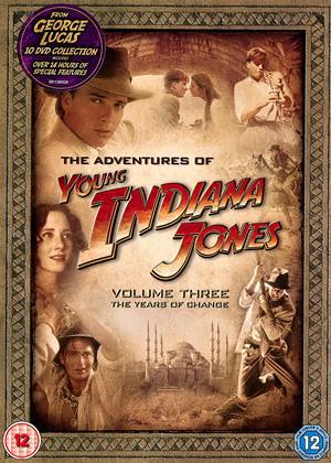 Rent The Adventures of Young Indiana Jones: Vol.3 Online DVD Rental