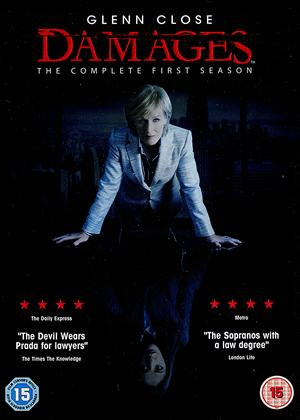 Damages: Series 1 Online DVD Rental