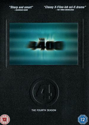 The 4400: Series 4 Online DVD Rental