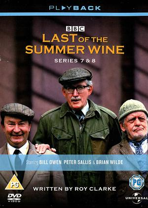 Rent Last of the Summer Wine: Series 7 and 8 Online DVD Rental