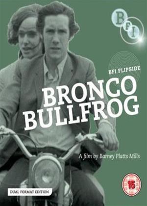Rent Bronco Bullfrog Online DVD Rental