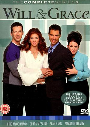Rent Will and Grace: Series 5 Online DVD Rental