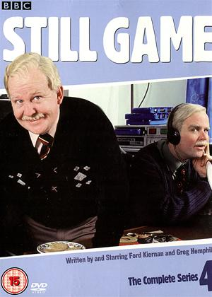 Still Game: Series 4 Online DVD Rental