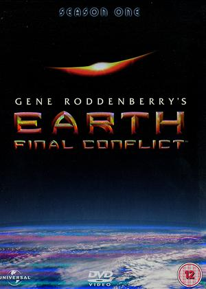 Earth Final Conflict: Series 1 Online DVD Rental