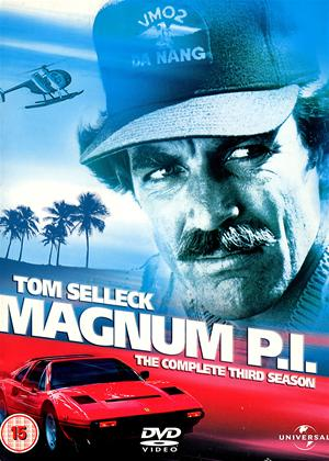 Rent Magnum P.I.: Series 3 Online DVD Rental