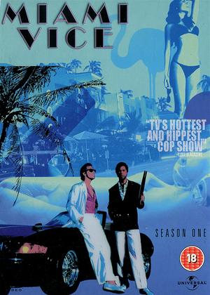 Miami Vice: Series 1 Online DVD Rental