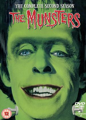 Rent The Munsters: Series 2 Online DVD Rental