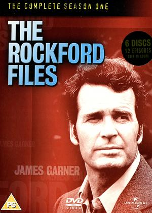Rent The Rockford Files: Series 1 Online DVD Rental