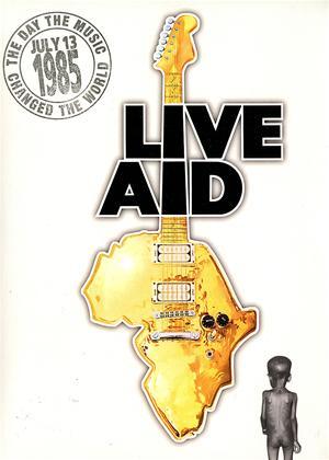 Live Aid Online DVD Rental