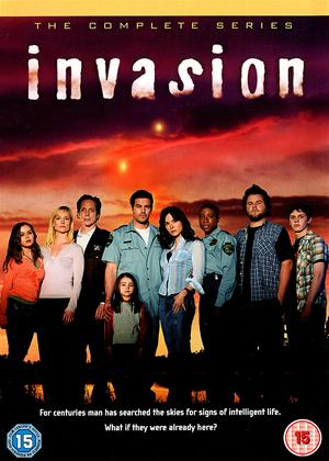Invasion: The Complete Series Online DVD Rental