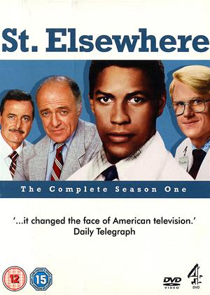 Rent St. Elsewhere: Series 1 Online DVD Rental