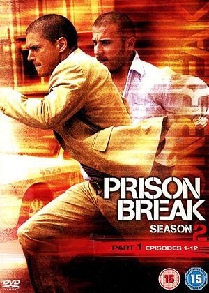 Rent Prison Break: Series 2: Part 1 Online DVD Rental
