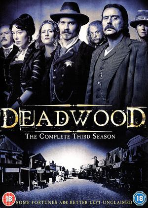 Deadwood: Series 3 Online DVD Rental