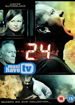 24 (Twenty Four): Series 6 Online DVD Rental