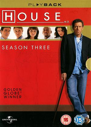 House M.D.: Series 3 Online DVD Rental