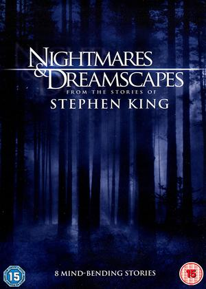 Rent Stephen King's Nightmares and Dreamscapes Online DVD Rental
