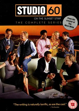Studio 60 on the Sunset Strip: Series Online DVD Rental