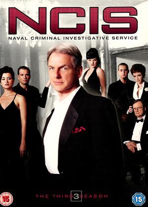NCIS: Series 3 Online DVD Rental