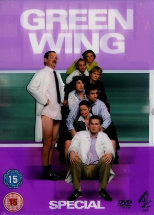 Green Wing: Special Online DVD Rental
