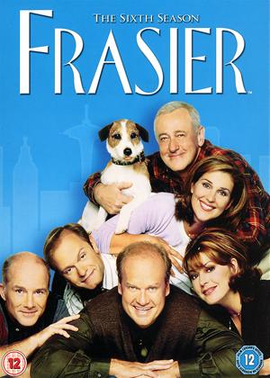Frasier: Series 6 Online DVD Rental