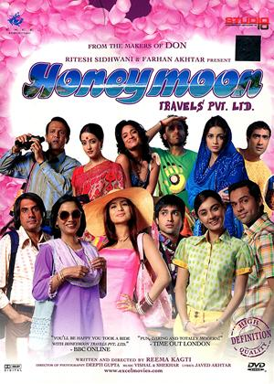 Honeymoon Travels Pvt. Ltd. Online DVD Rental