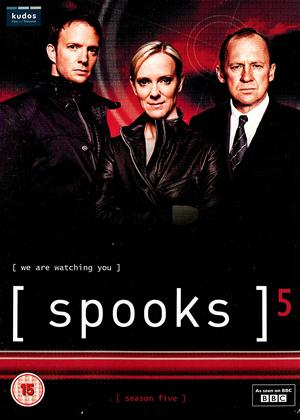 Spooks: Series 5 Online DVD Rental