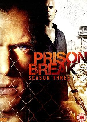 Prison Break: Series 3 Online DVD Rental