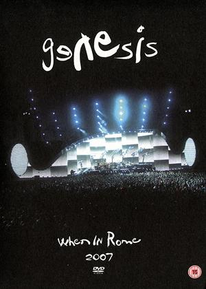 Genesis: When in Rome 2007 Online DVD Rental