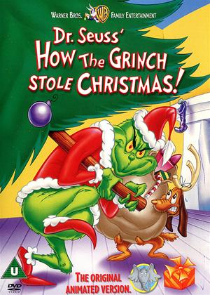 Doctor Seuss: How the Grinch Stole Christmas Online DVD Rental