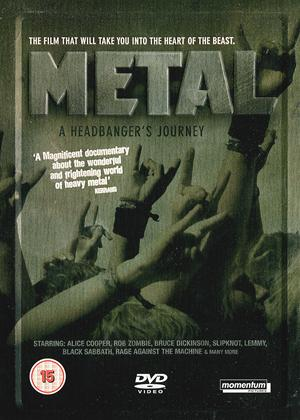Metal: A Headbanger's Journey Online DVD Rental