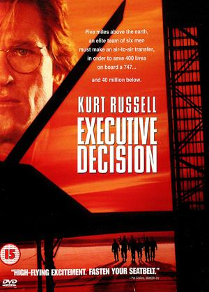 Executive Decision Online DVD Rental