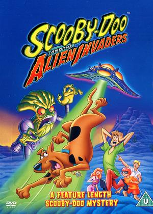 Rent Scooby-Doo and the Alien Invaders Online DVD Rental