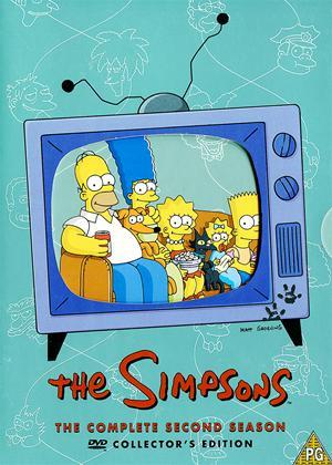 Rent The Simpsons: Series 2 Online DVD Rental