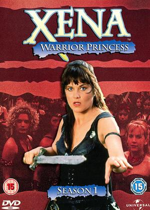 Rent Xena: Warrior Princess: Series 1 Online DVD Rental