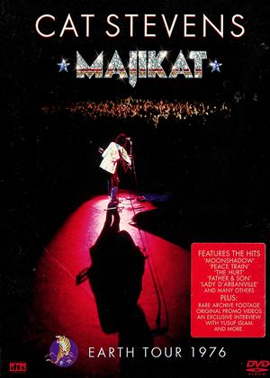 Rent Cat Stevens: Majikat Online DVD Rental