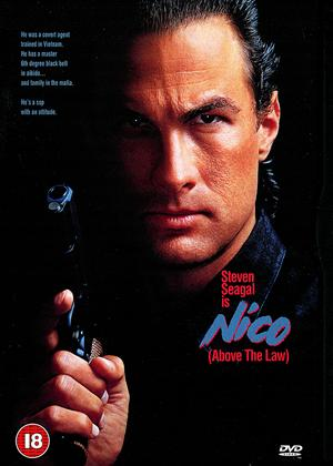 Rent Above the Law (aka Nico: Above the Law) Online DVD Rental