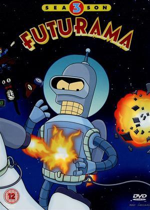 Rent Futurama: Series 3 Online DVD Rental