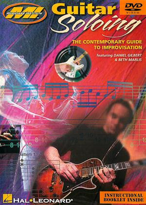 Guitar Soloing: The Contemporary Guide to Improvisation Online DVD Rental