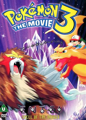 Rent Pokemon 3: The Movie Online DVD Rental