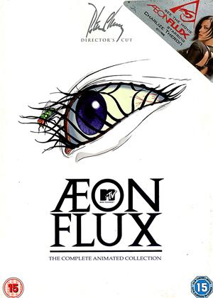 Rent Aeon Flux: The Complete Series Online DVD Rental