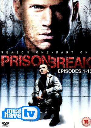 Rent Prison Break: Series 1: Part 1 Online DVD Rental
