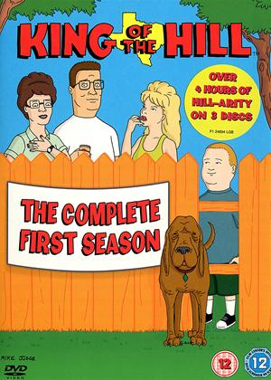 King of the Hill: Series 1 Online DVD Rental