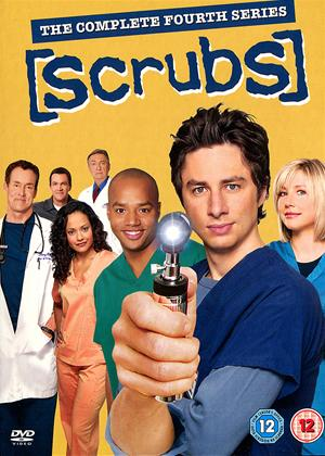 Scrubs: Series 4 Online DVD Rental