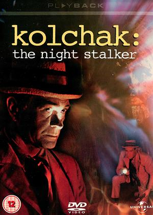 Kolchak: The Night Stalker Online DVD Rental