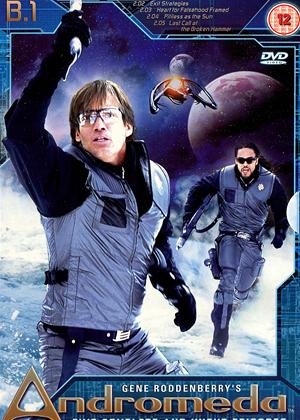 Rent Andromeda: Series 2: Vol.1 Online DVD Rental