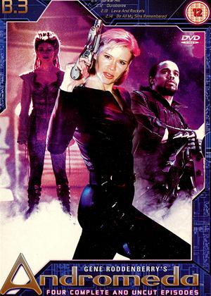 Rent Andromeda: Series 2: Vol.3 Online DVD Rental