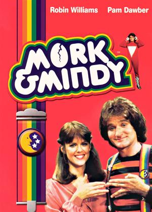 Mork and Mindy Online DVD Rental